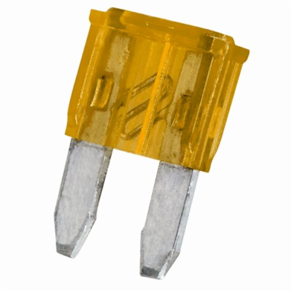 Mini varovalka - 11 x 8,6 mm - 5 A