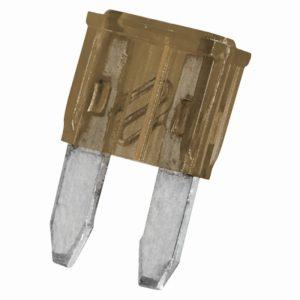 Mini varovalka - 11 x 8,6 mm - 7,5 A