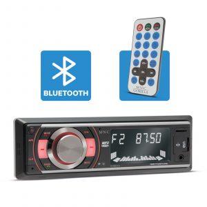 "MNC ""Gorilla"" avtoradio - USB - MicroSD - AUX - Bluetooth"
