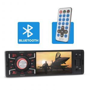 "M.N.C ""Pilot"" multimedijski avtoradio - Bluetooth, USB, microSD, AUX"