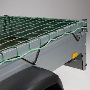 Mreža za pritrditev tovora v torbi - 210 x 125 cm