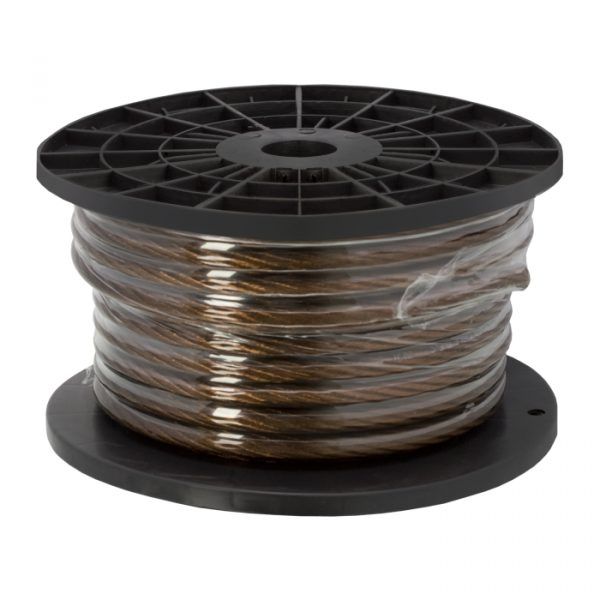 Napajalni kabel - 4 mm / 21,1 mm² - 25 m / kolut