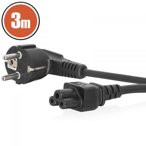 Napajalni kabel za prenosni računalnik - 3,0 m