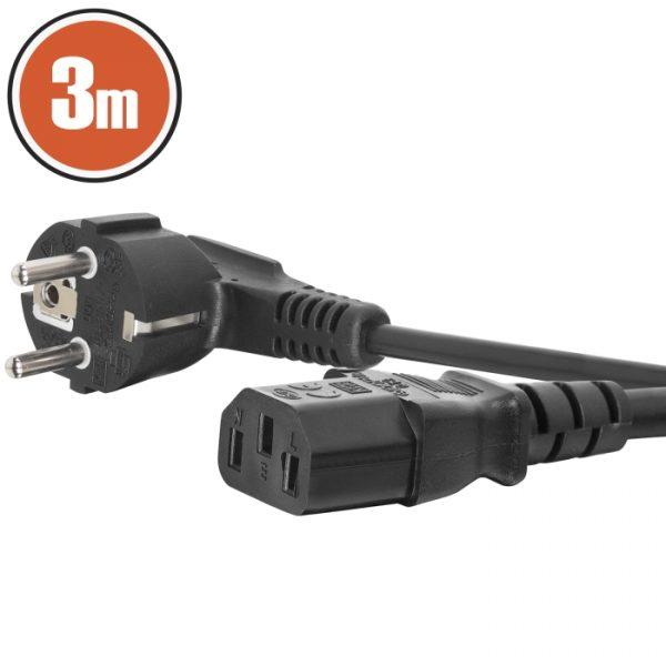Napajalni kabel za računalnik 5m