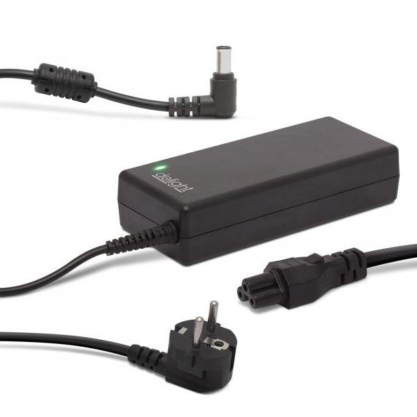 Napajalnik za prenosne računalnike Sony - 90W / 19,5V / 4.7A - 6,0 x 4,4 mm