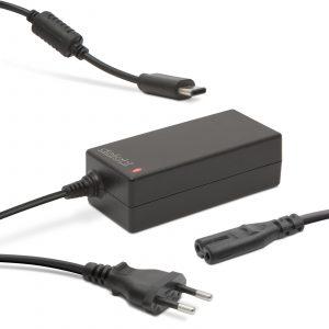 Napajalnik za prenosne računalnike USB-C - 20 V / 2.25 A • 45 W