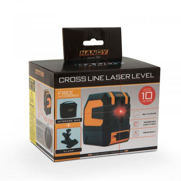 Naprava za lasersko niveliranje