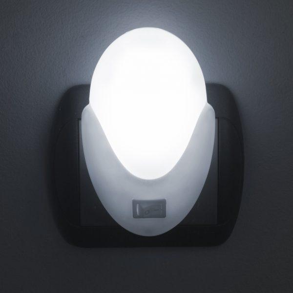 Nočna lučka Phenom LED s stikalom