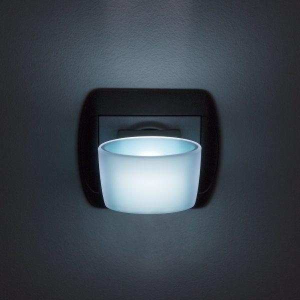 Nočna lučka Phenom LED s stikalom na dotik - modra