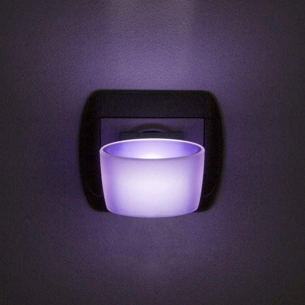 Nočna lučka Phenom LED s stikalom na dotik - roza