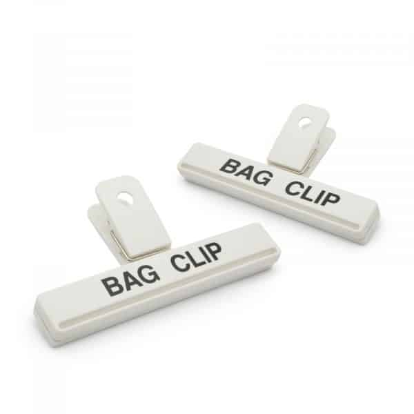 Objemka za tesnjenje vrečk - 2 kos / pakiranje