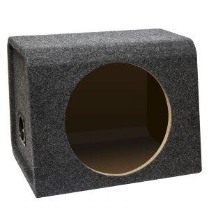 """oblazinjena škatla za zvočnike - Woofer: 12 """"- 445 x 340 x 305 mm"""