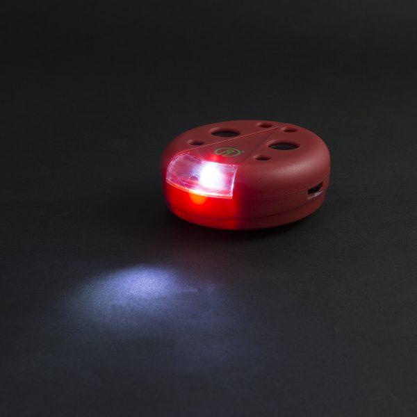 Odganjalec miši in podgan z LED svetilko