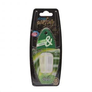 Osvežilec zraka - Paloma Duo Parfum - sveže in zeleno - 2 x 2,5 ml