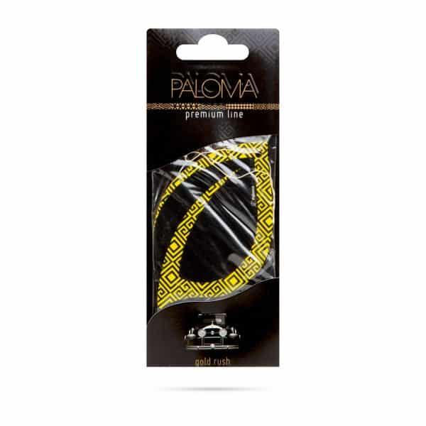 Osvežilec zraka Paloma Premium line GOLD RUSH
