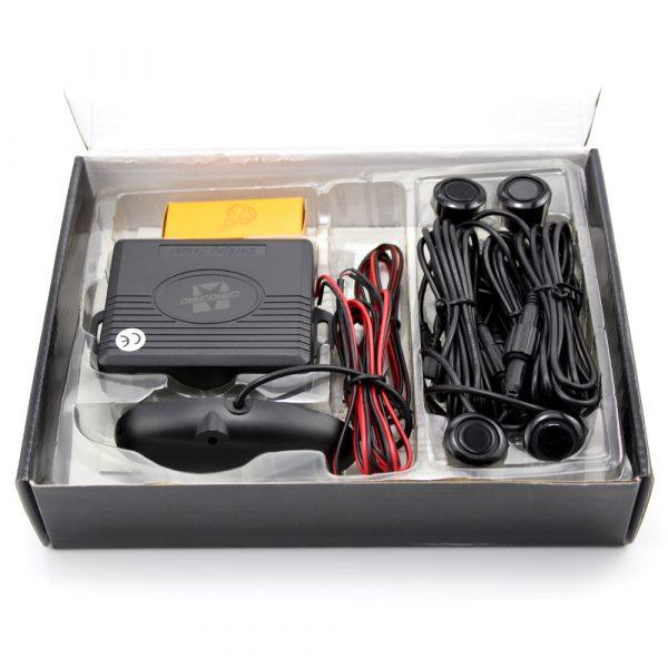 Parkirni senzorji z LCD zaslonom - 4 senzorji - SP003
