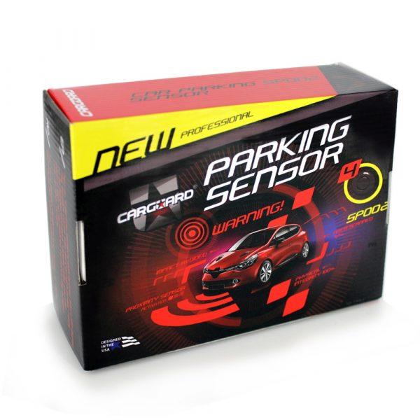 Parkirni senzorji z LCD zaslonom in zvočnim signalom