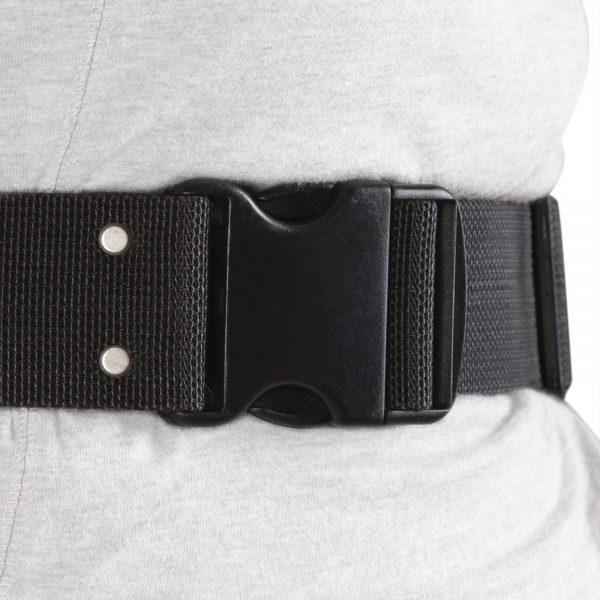 Pas za orodje iz usnja - 9 žepov + držalo kladiva