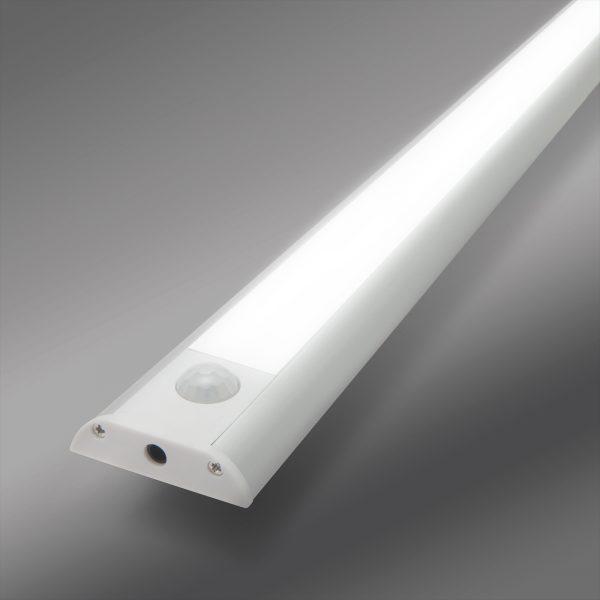 Podelementna LED svetilka s senzorjem gibanja 9W 4000K
