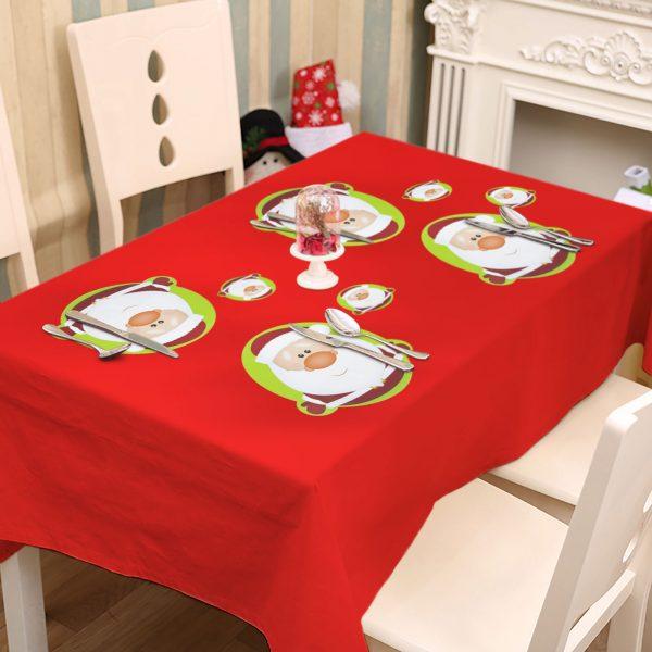 Podstavek za krožnike in skodelice - božiček - 8 kosov / pakiranje