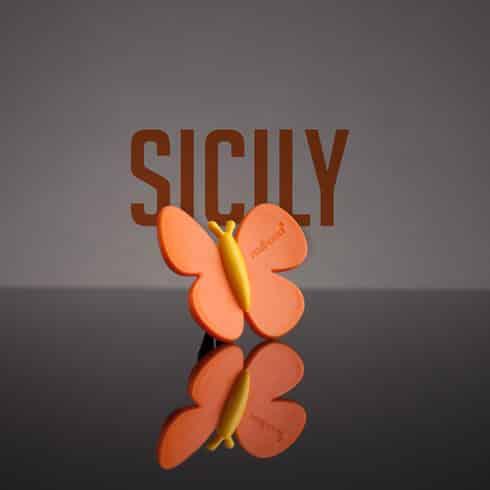 Premium osvežilec za avto metulj - Sicilija