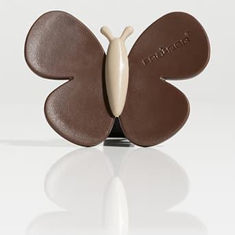 Premium osvežilec za avto metulj - vonj lesa