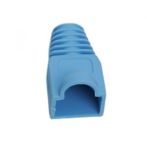 Prevleka konektorja za mrežni kabel CAT5 / CAT5E / CAT6 - modra