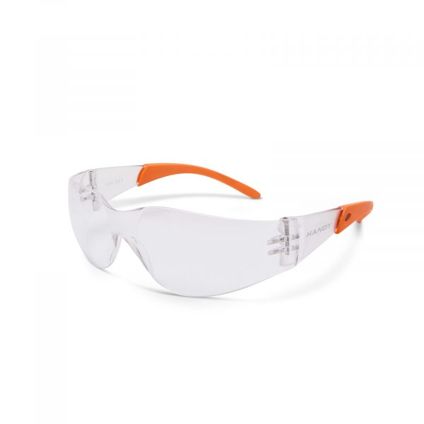 Profesionalna varnostna očala z UV zaščito - prozorna