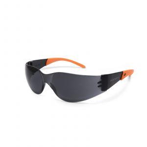 Profesionalna varnostna očala z UV zaščito - siva / zatemnejna