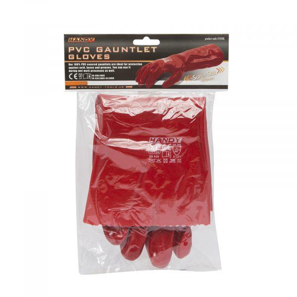 """PVC delovne rokavice, velikost """"XL"""""""