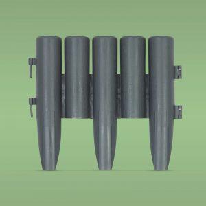 PVC obroba trate - 4 kos / paket - 28 x 24 cm