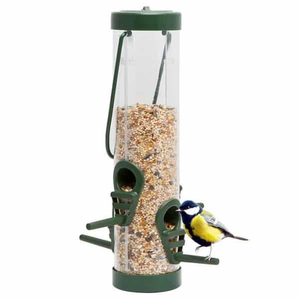 PVC ptičja hranilnica