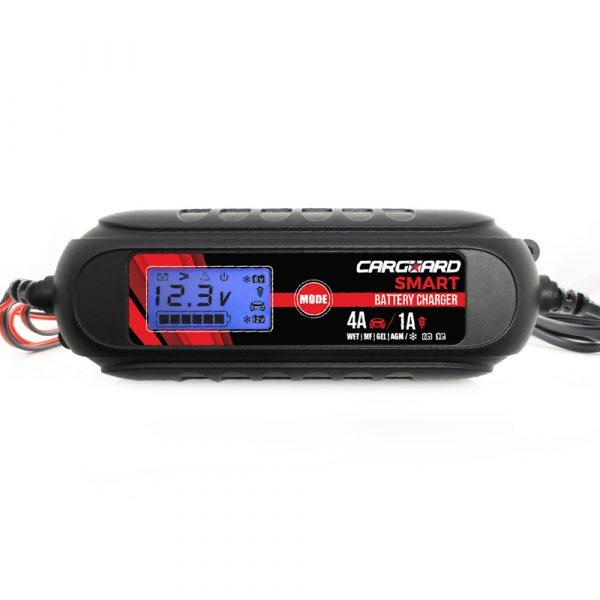 Samodejni polnilnik akumulatorjev - 230 V - 4 A
