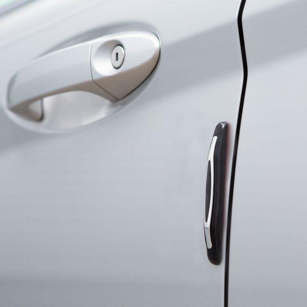 Samolepljiva zaščita za vrata avtomobila 4 kos