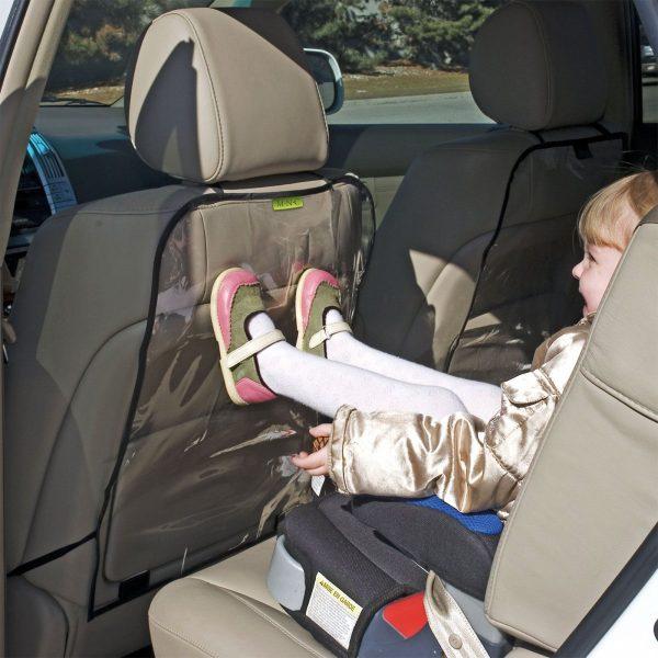 Ščitnik za hrbtno stran sedeža - prozoren