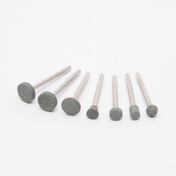 Set nastavkov iz silicijevega kamna - 7 kosov / set