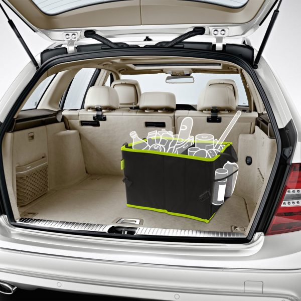 Shop & Drive organizator za avto - 2 predala 36x30x25cm
