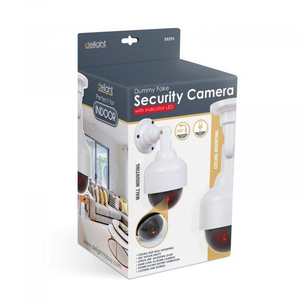 Simulirana kamera - 2 x AA - slepa orkogla varnostna kamera