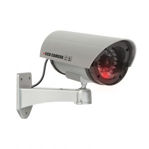Simulirana kamera - 2 x AA - slepa varnostna kamera