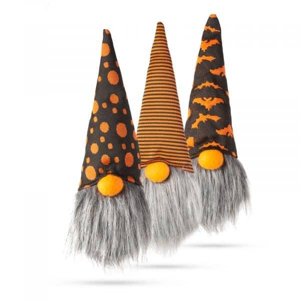Skandinavski gnome - noč čarovnic - 3 vrste - 21 cm