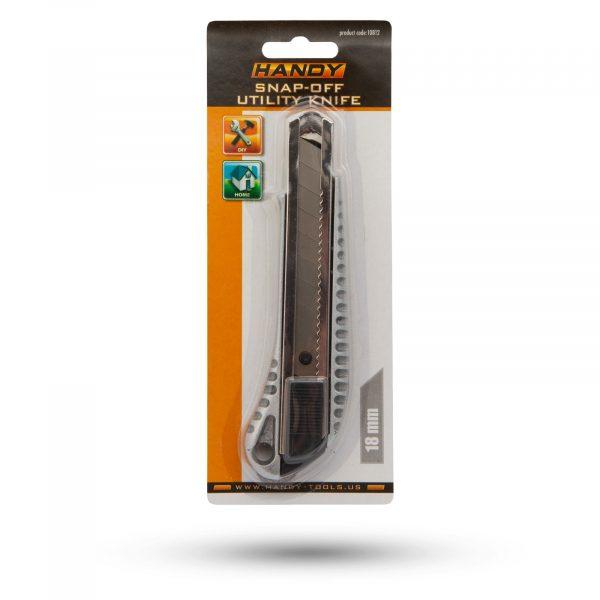 Snap-Off olfa nož - kovinski ročaj - 18 mm rezilo