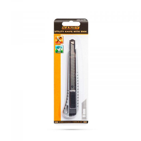 Snap-Off olfa nož - kovinski ročaj - 9 mm rezilo