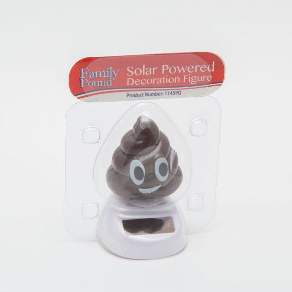 Solarna dekoracija - kakec - 10 cm