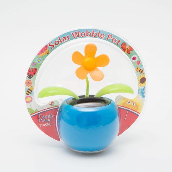 Solarna dekoracija - rožica