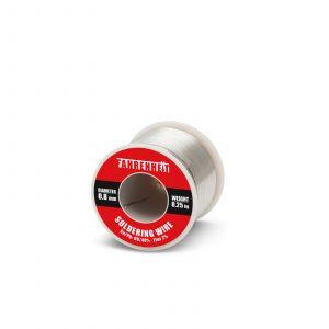Spajkalna žica - Ø 0,8 mm • 0,25 kg