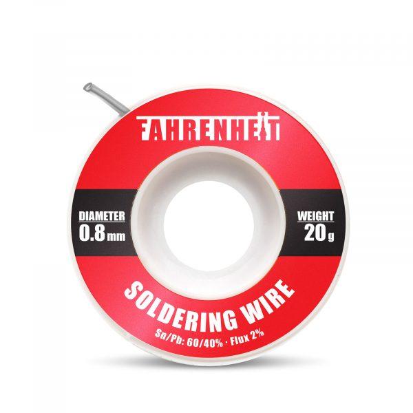 Spajkalna žica - Ø 0,8 mm • 20 g