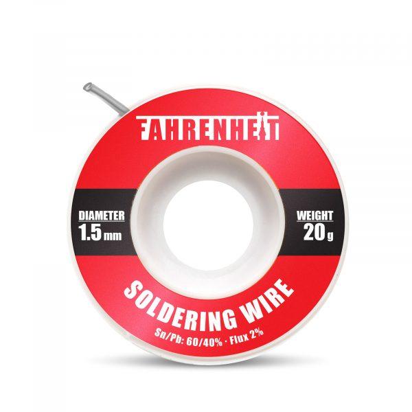 Spajkalna žica - Ø 1,5 mm • 20 g