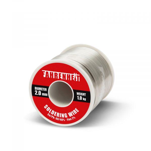 Spajkalna žica - Ø 2 mm • 1 kg