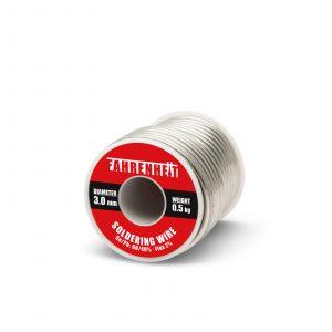 Spajkalna žica - Ø 3 mm • 0,5 kg