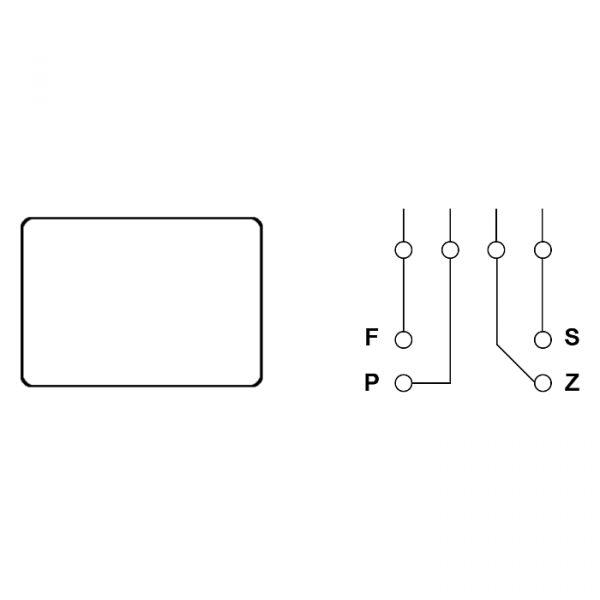 Stenska vtičnica - 6P4C
